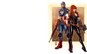 Comics - Captain America Wallpapers and Backgrounds ID : 526486