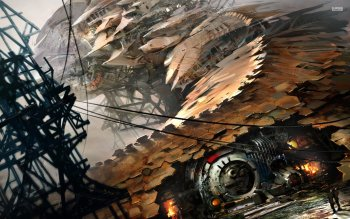 Sci Fi - Steampunk Wallpapers and Backgrounds ID : 527921