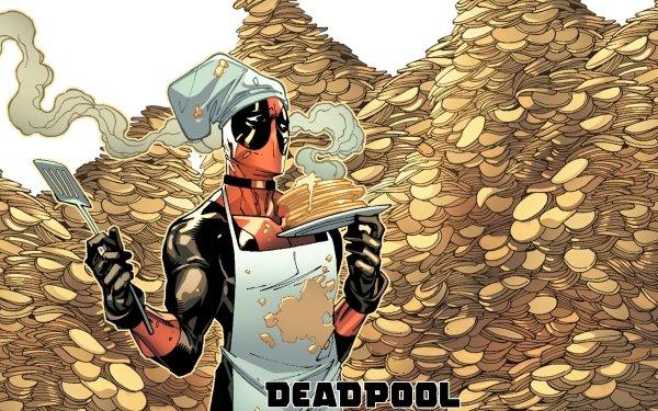 Bande-dessinées Lady Deadpool Deadpool Merc with a Mouth Marvel Comics Pancake Fond d'écran HD | Arrière-Plan