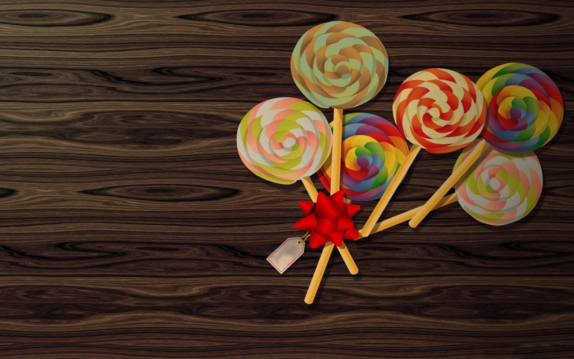Food - Candy  Lollipop Wallpaper