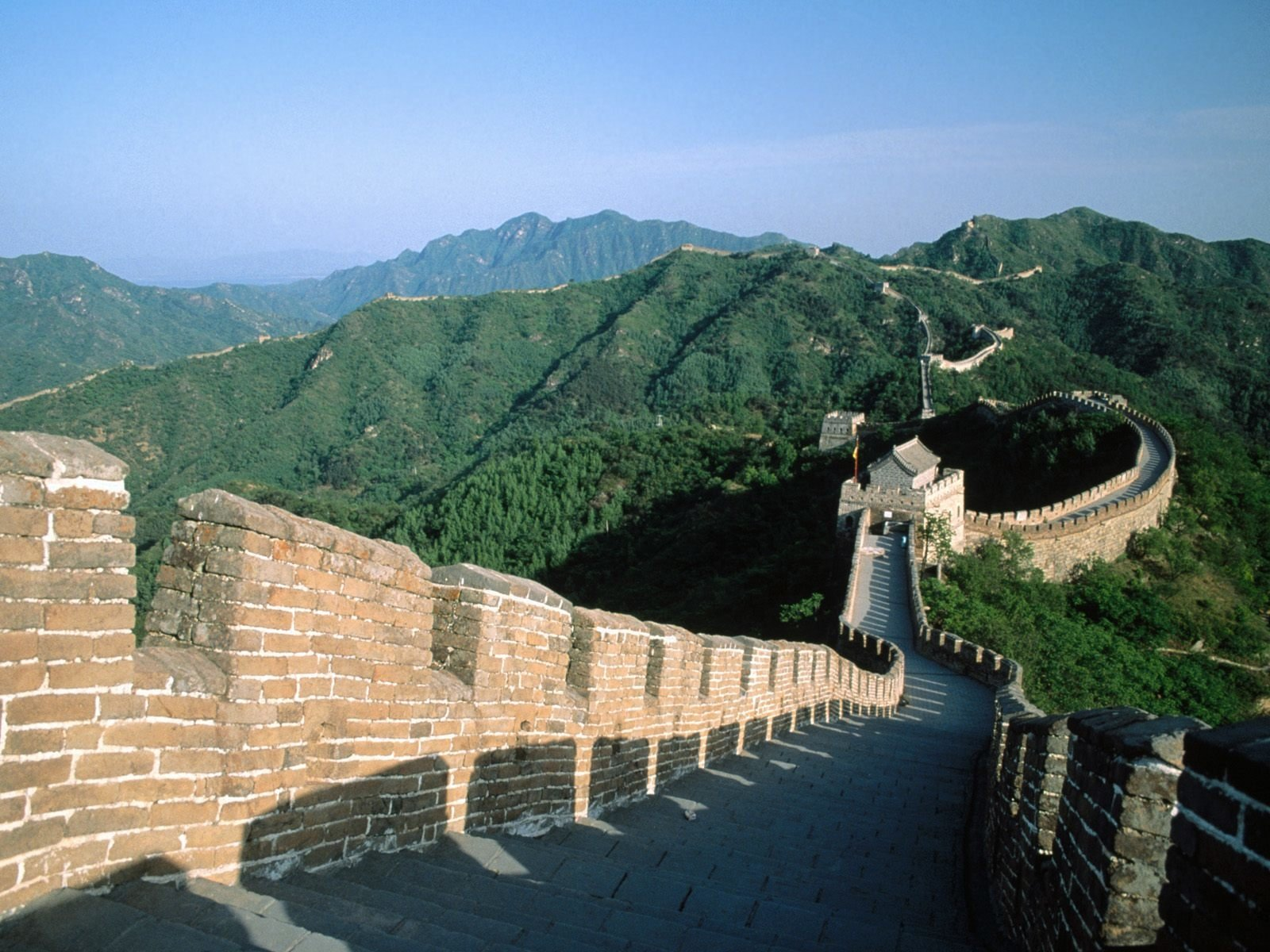 55 Great Wall of China HD Wallpapers