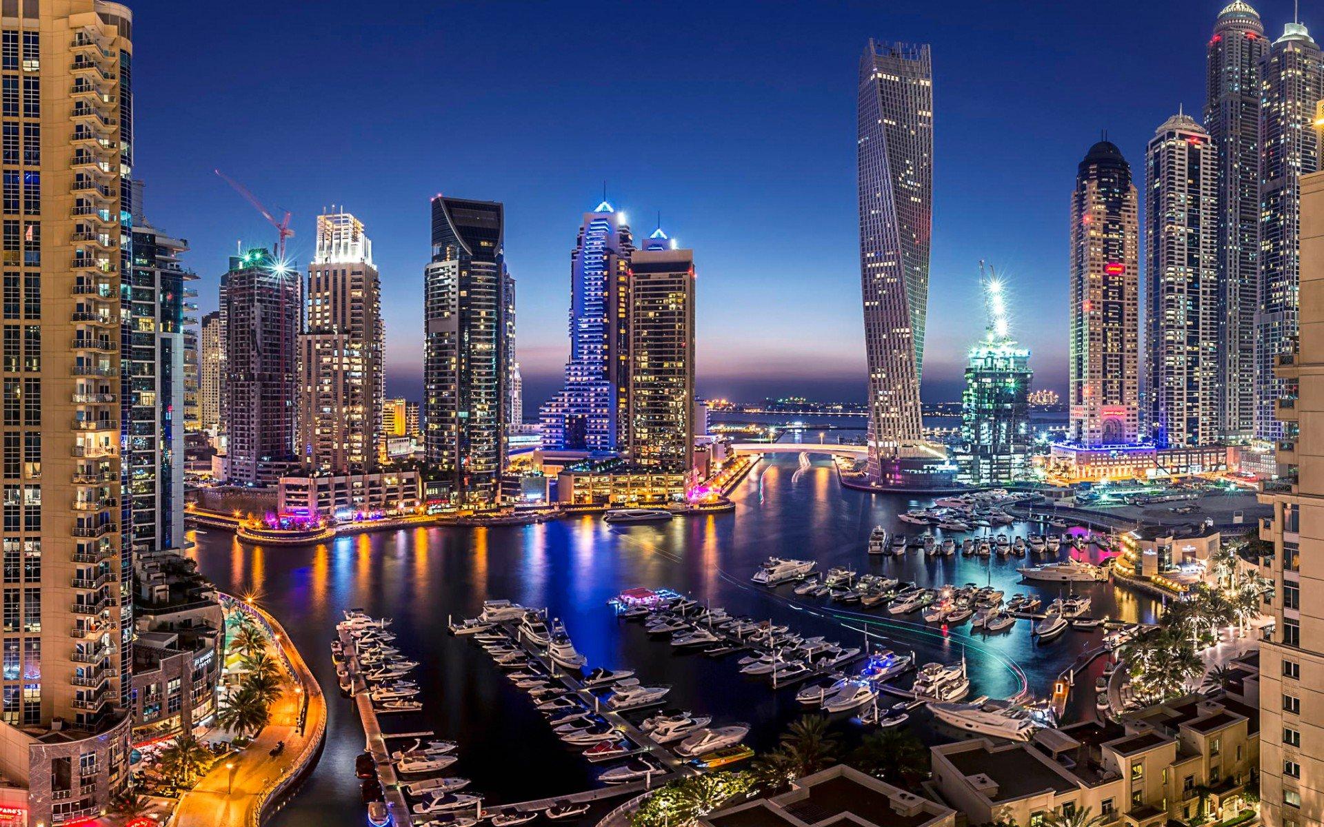 Dubai HD Wallpaper | Background Image | 1920x1200 | ID ...