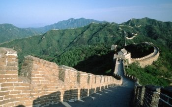 Man Made - Great Wall Of China Wallpapers and Backgrounds ID : 52923