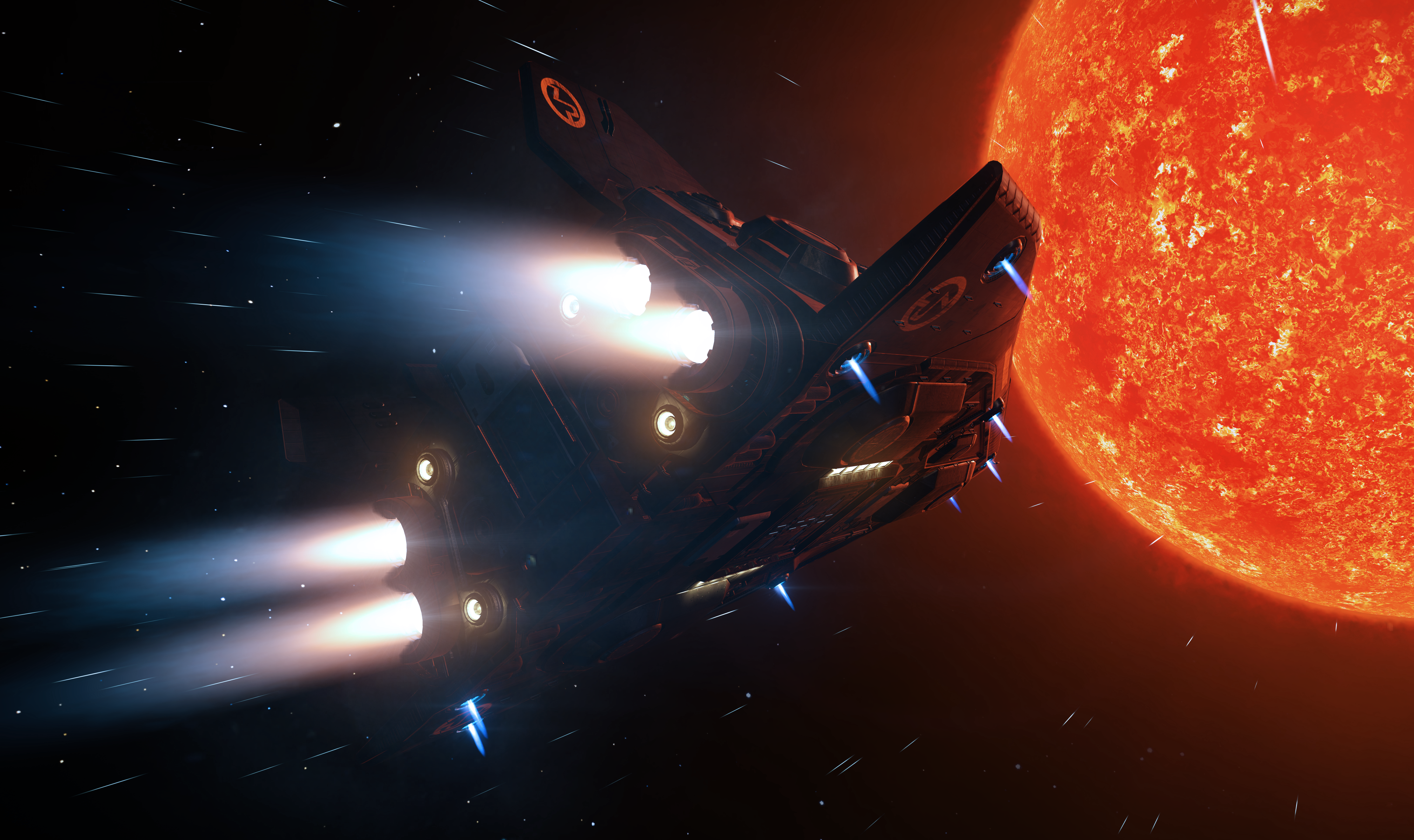 Elite: Dangerous 4k Ultra HD Wallpaper And Background