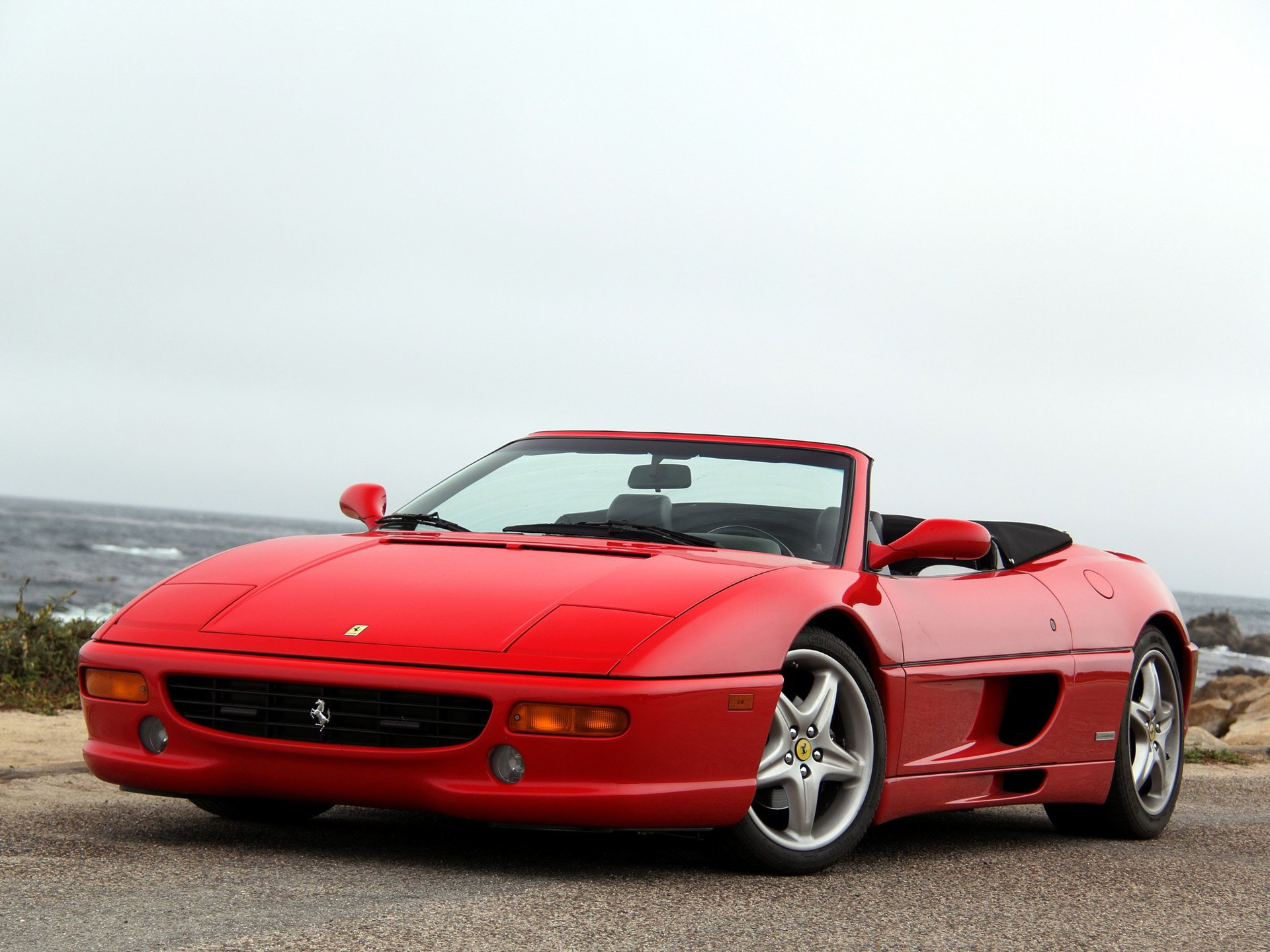 ferrari f355 spider wallpaper - photo #6