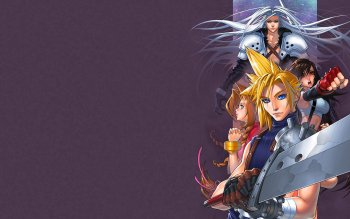 Video Game - Final Fantasy VII Wallpapers and Backgrounds ID : 530574