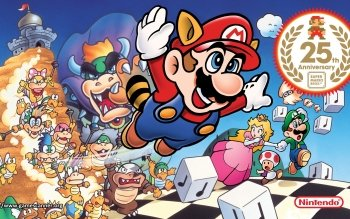40 Super Mario Bros 3 Hd Wallpapers Background Images