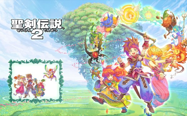 Video Game Secret Of Mana Mana HD Wallpaper | Background Image