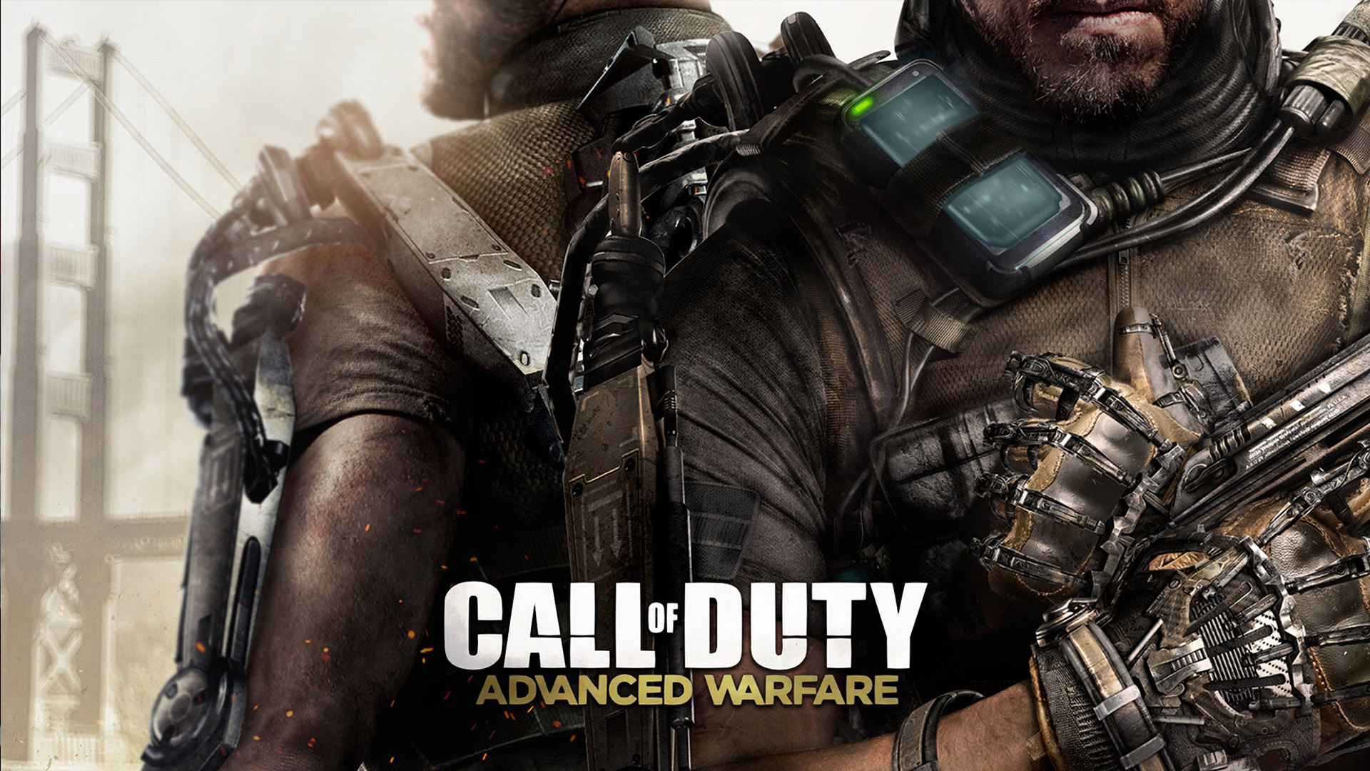 Call Of Duty Advanced Warfare Full HD Wallpaper And Background