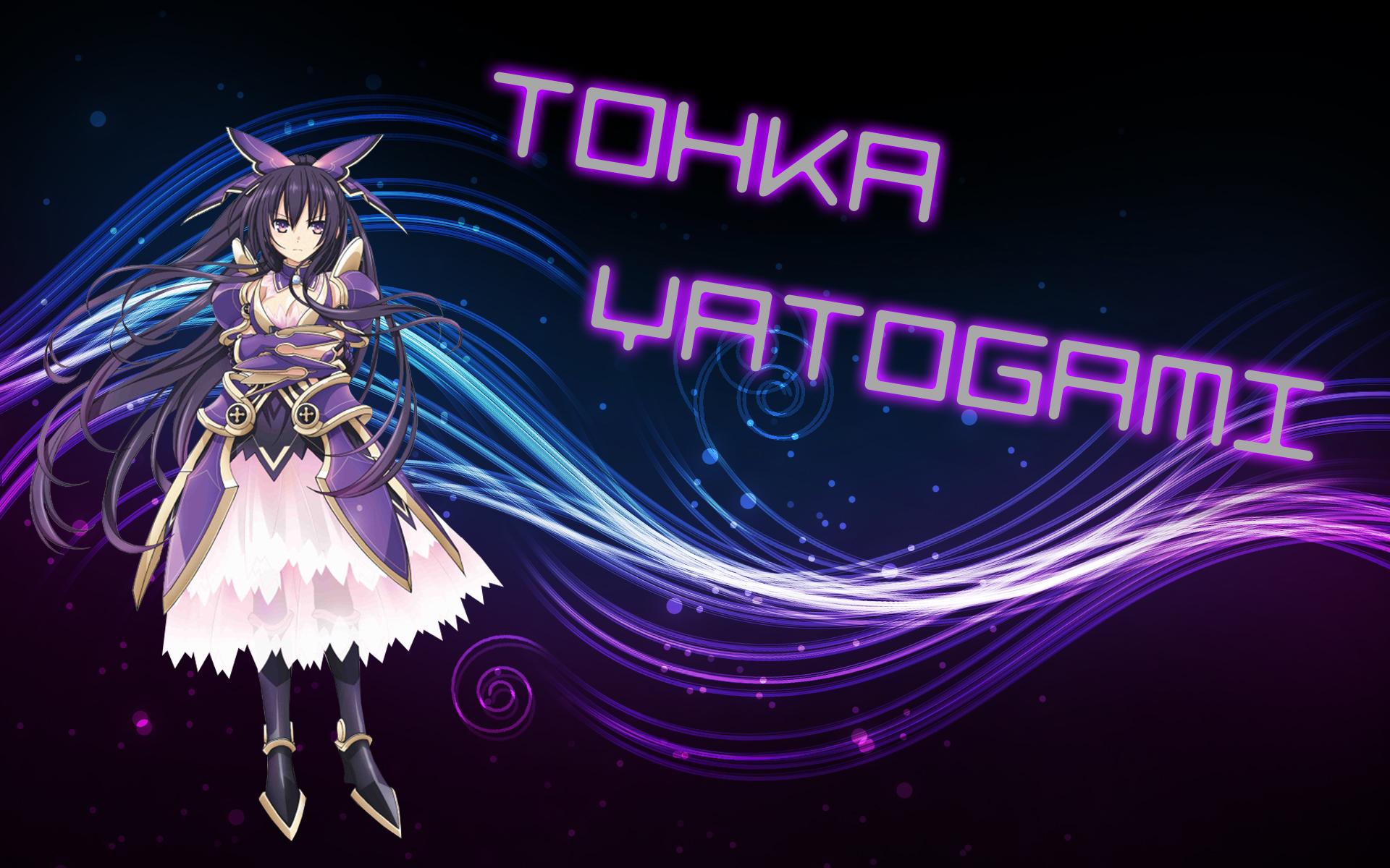 Tohak Yatogami - Purple Full HD Wallpaper and Background ...