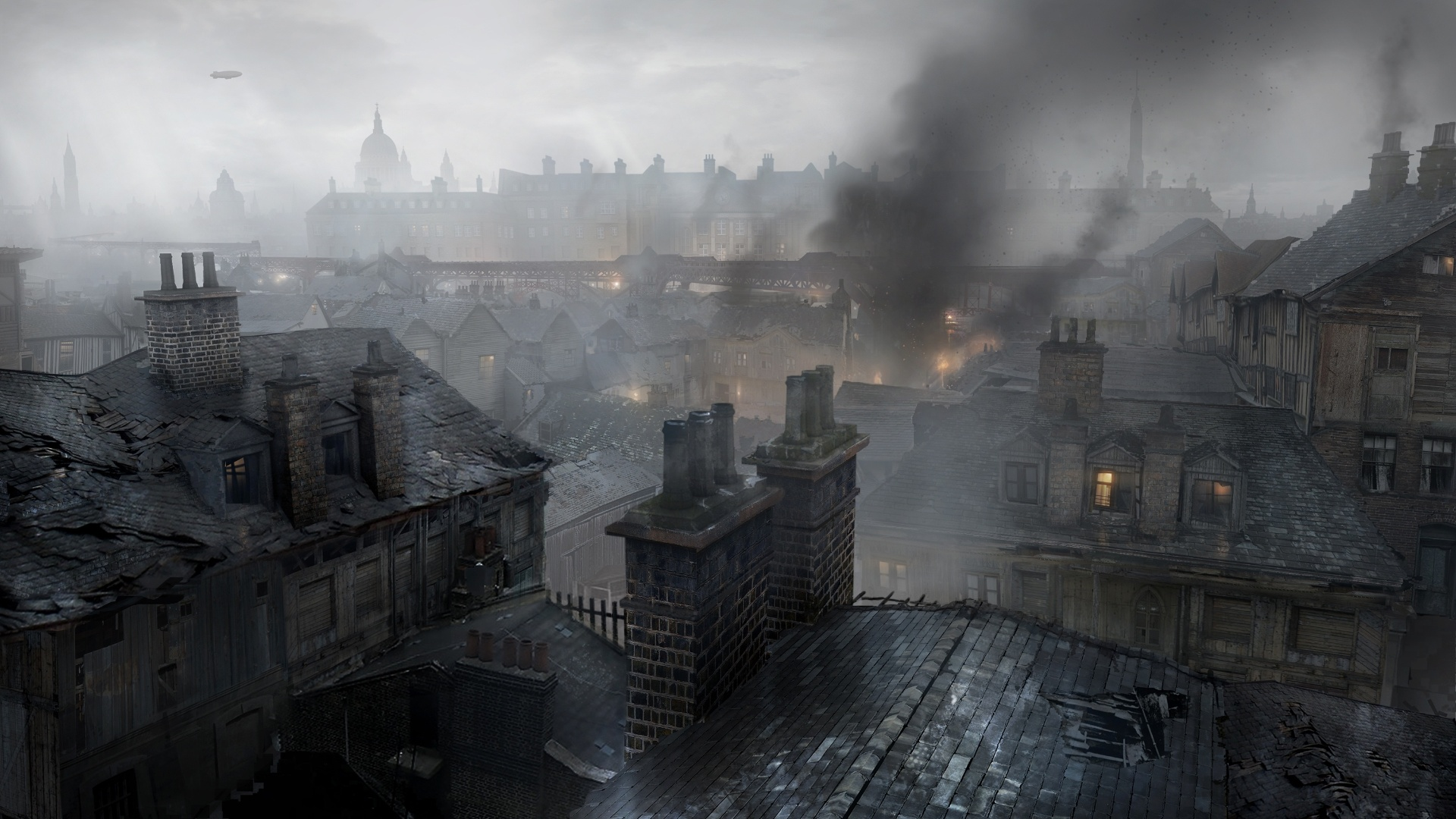 The Order: 1886 Full HD Wallpaper and Background ...