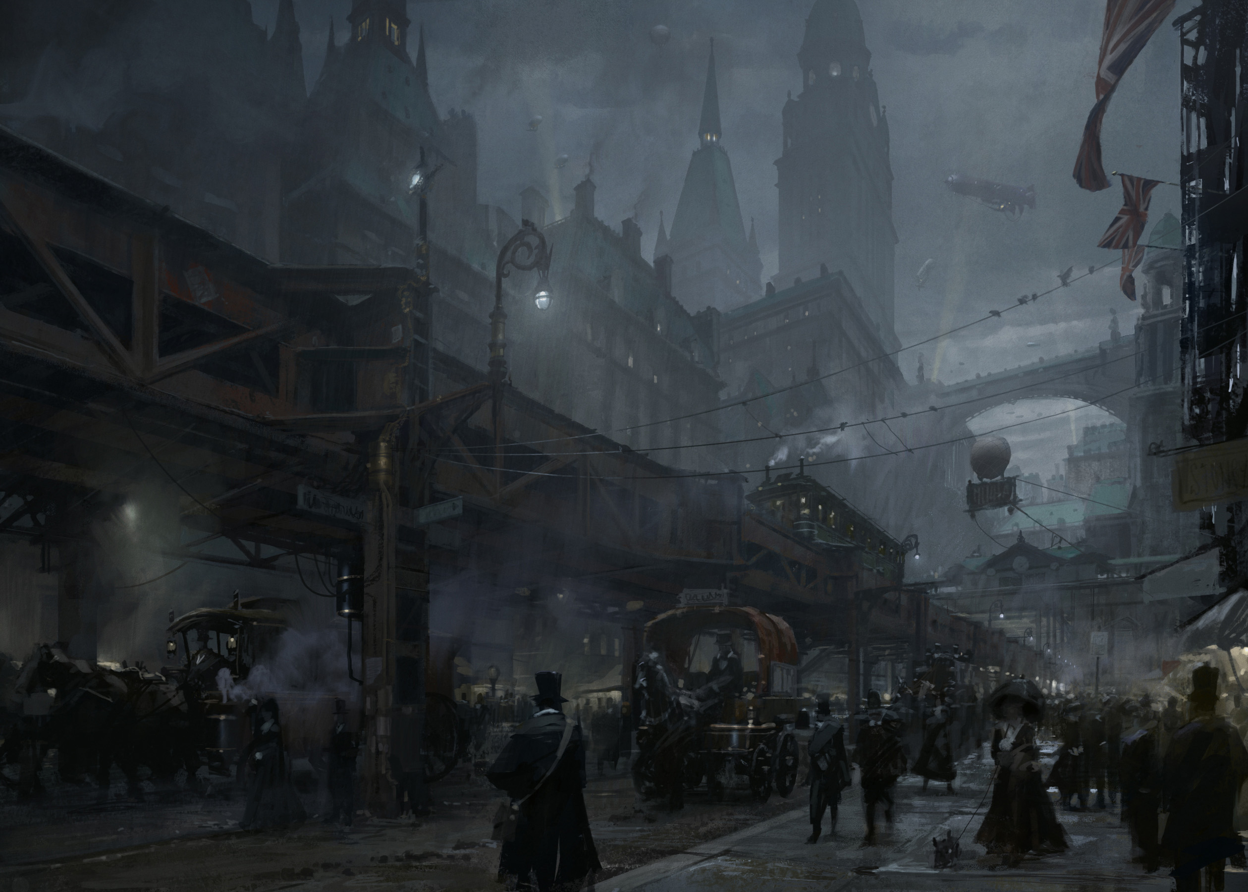 The Order 1886 Full Hd Wallpaper And Background