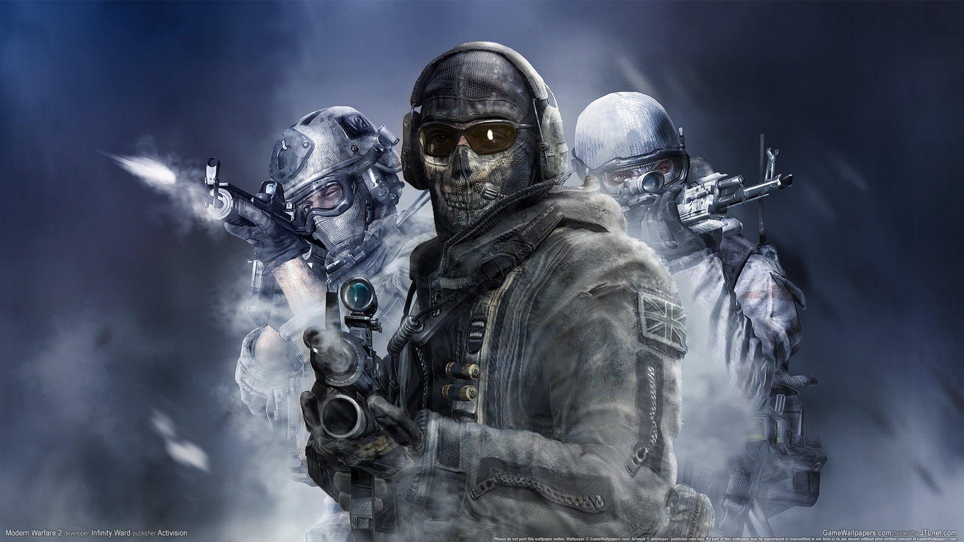 57 Call Of Duty Modern Warfare 2 Hd Wallpapers Background
