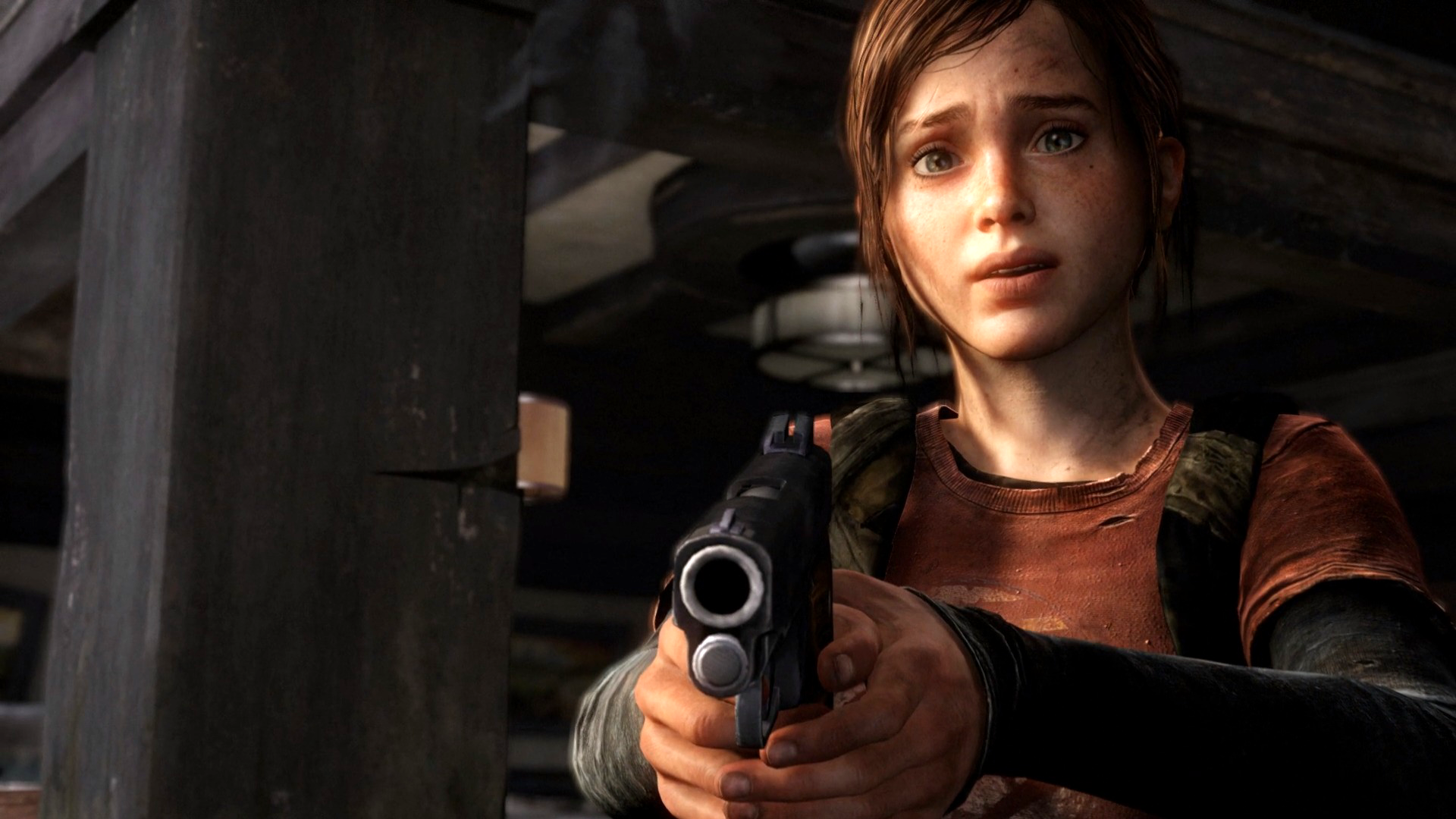 The Last Of Us Hd Wallpaper Background Image 1920x1080 Id
