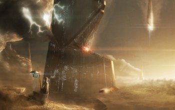 Sciencefiction - Ruimteschip Wallpapers and Backgrounds ID : 532542