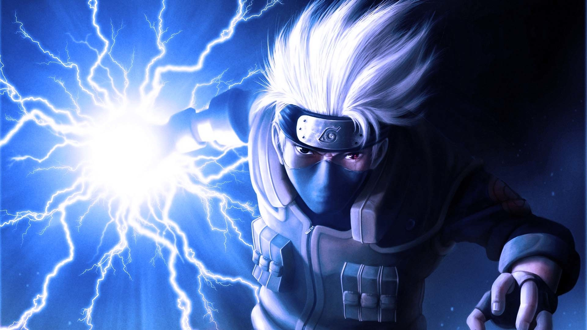 Kakashi chidori full hd fond d 39 cran and arri re plan for Fond ecran naruto