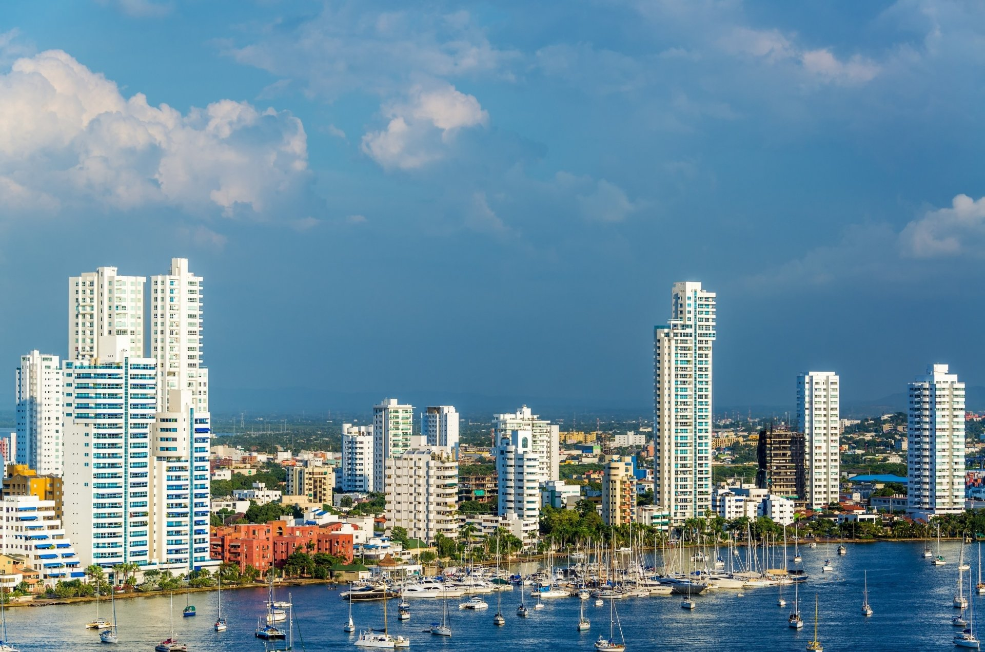 2 Cartagena Colombia Hd Wallpapers Background Images Wallpaper Abyss