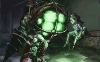 Video Game - Bioshock Wallpapers and Backgrounds ID : 533774