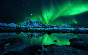 Earth - Aurora Borealis Wallpapers and Backgrounds ID : 533936