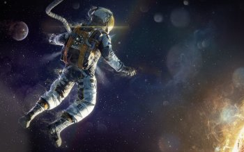 Science-Fiction - Astronaut Wallpapers and Backgrounds ID : 533958