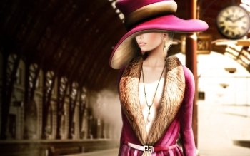 Artistic - Women Wallpapers and Backgrounds ID : 534019
