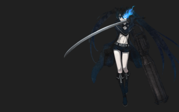 Anime - Black Rock Shooter Wallpapers and Backgrounds ID : 534170