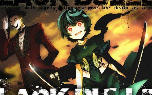 Anime Black Bullet Kagetane Hiruko Kohina Hiruko HD Wallpaper | Background Image