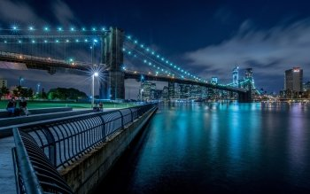 Man Made - Brooklyn Bridge Wallpapers and Backgrounds ID : 535315
