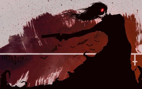 Anime Hellsing Fondo de pantalla HD   Fondo de Escritorio