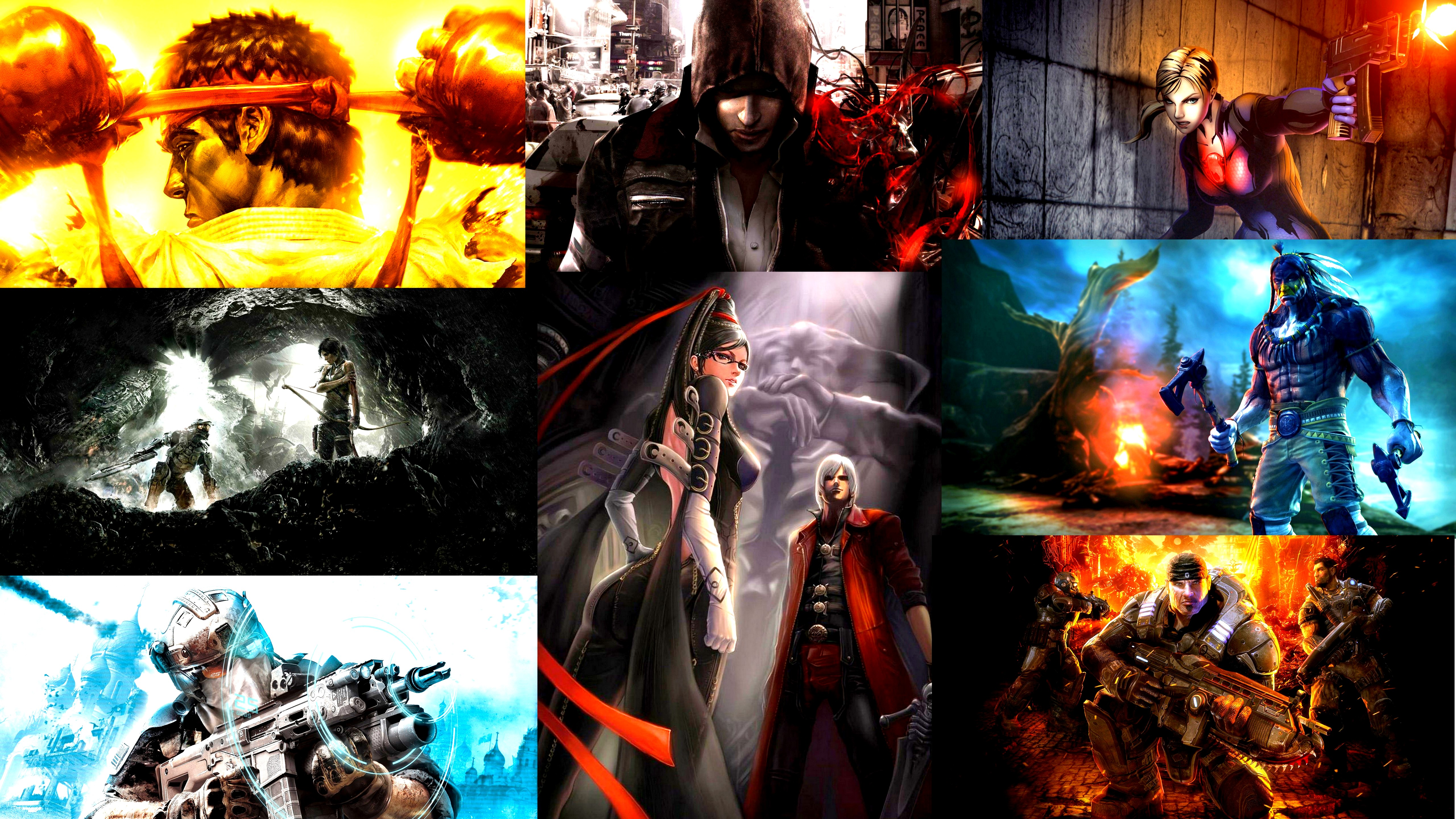 Gamings Greatest 5k Retina Ultra HD Wallpaper And Background Image