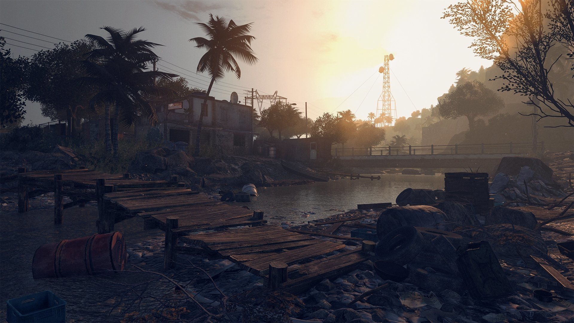 Dying Light Full HD Wallpaper And Background Image