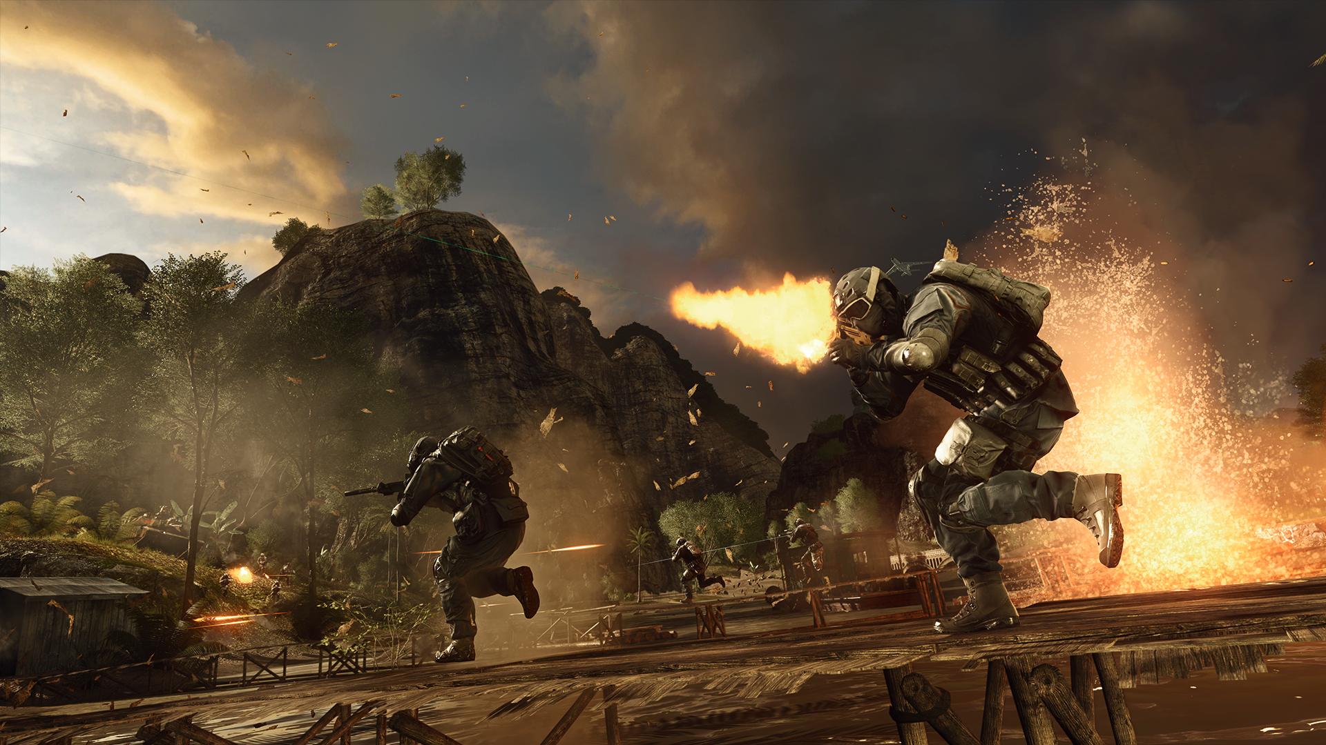 Обои Battlefield 4 HD на рабочий стол. скачать ...: zetaprime.ru/igrovie-oboi/battlefield-4