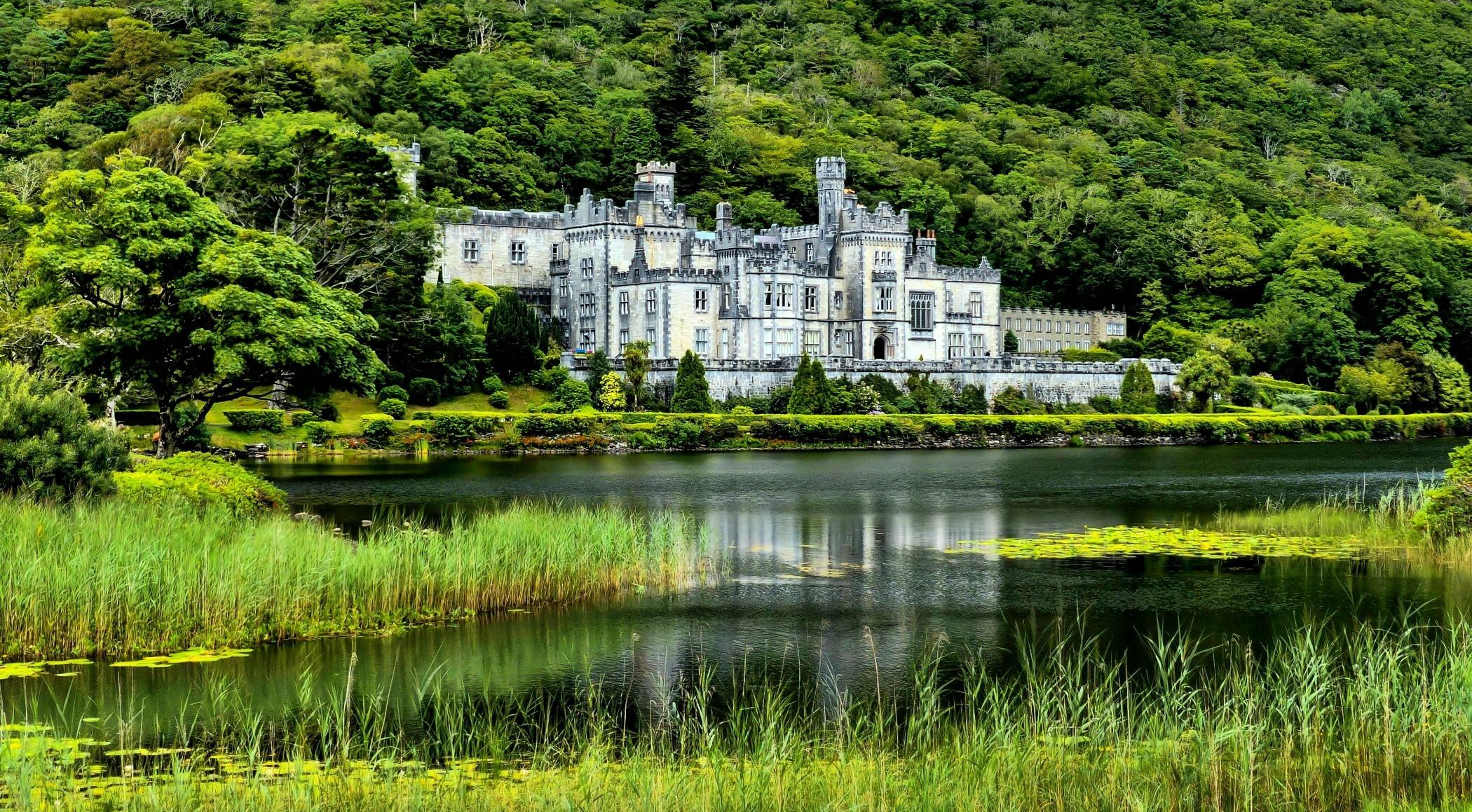Mainistir na caille moire connemara ireland hd wallpaper - Ireland background wallpaper ...