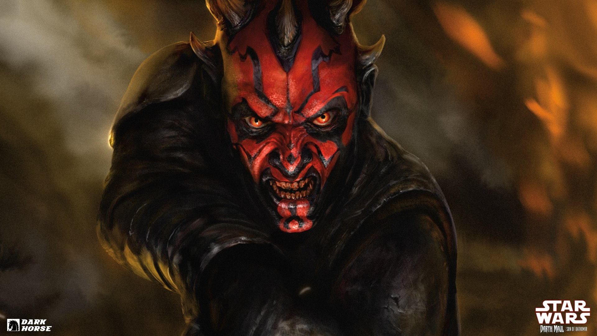Darth Maul Full HD Wallpaper And Background Image
