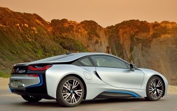 Nice BMW I8 · HD Wallpaper | Background Image ID:541442
