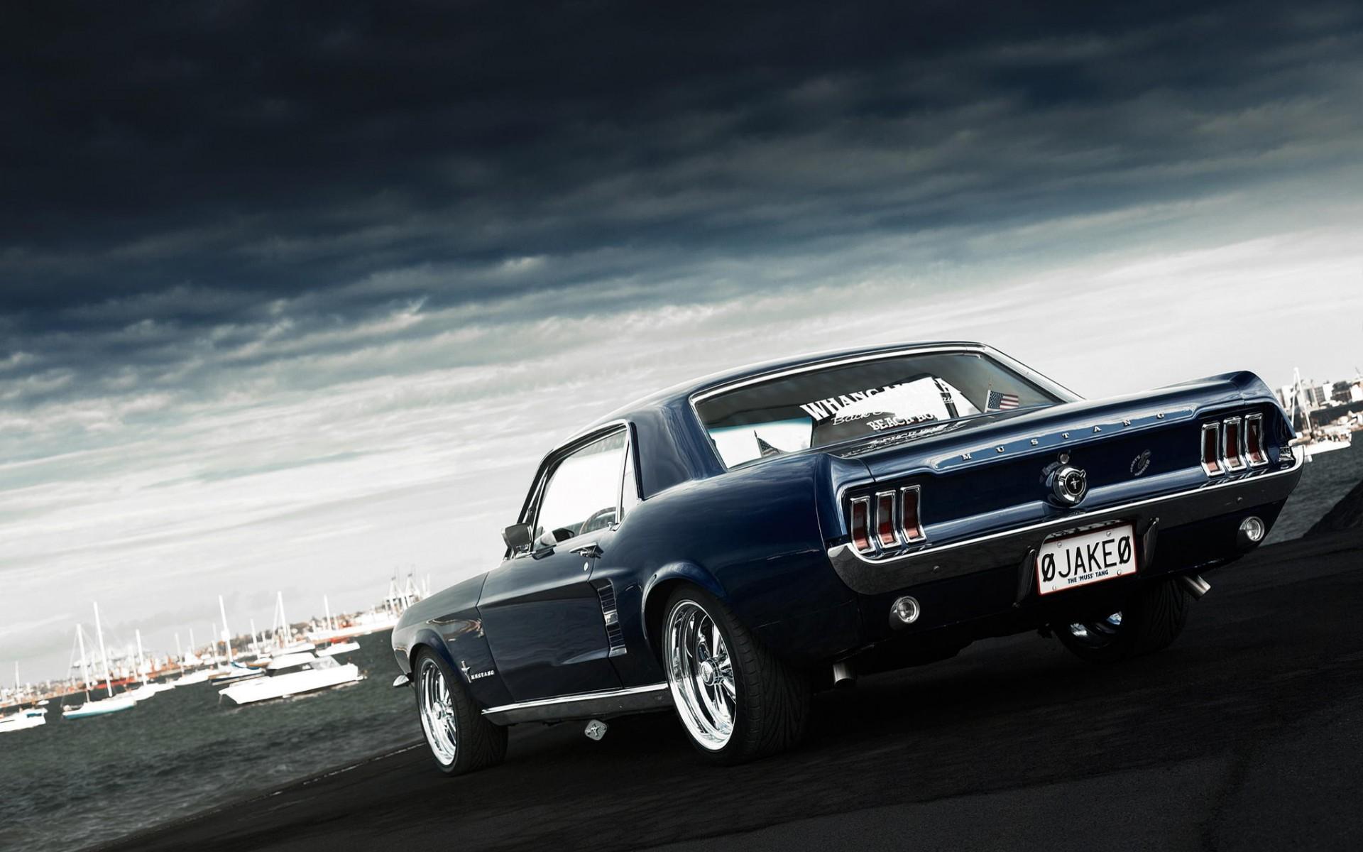 Ford Mustang Fondo De Pantalla Hd Fondo De Escritorio