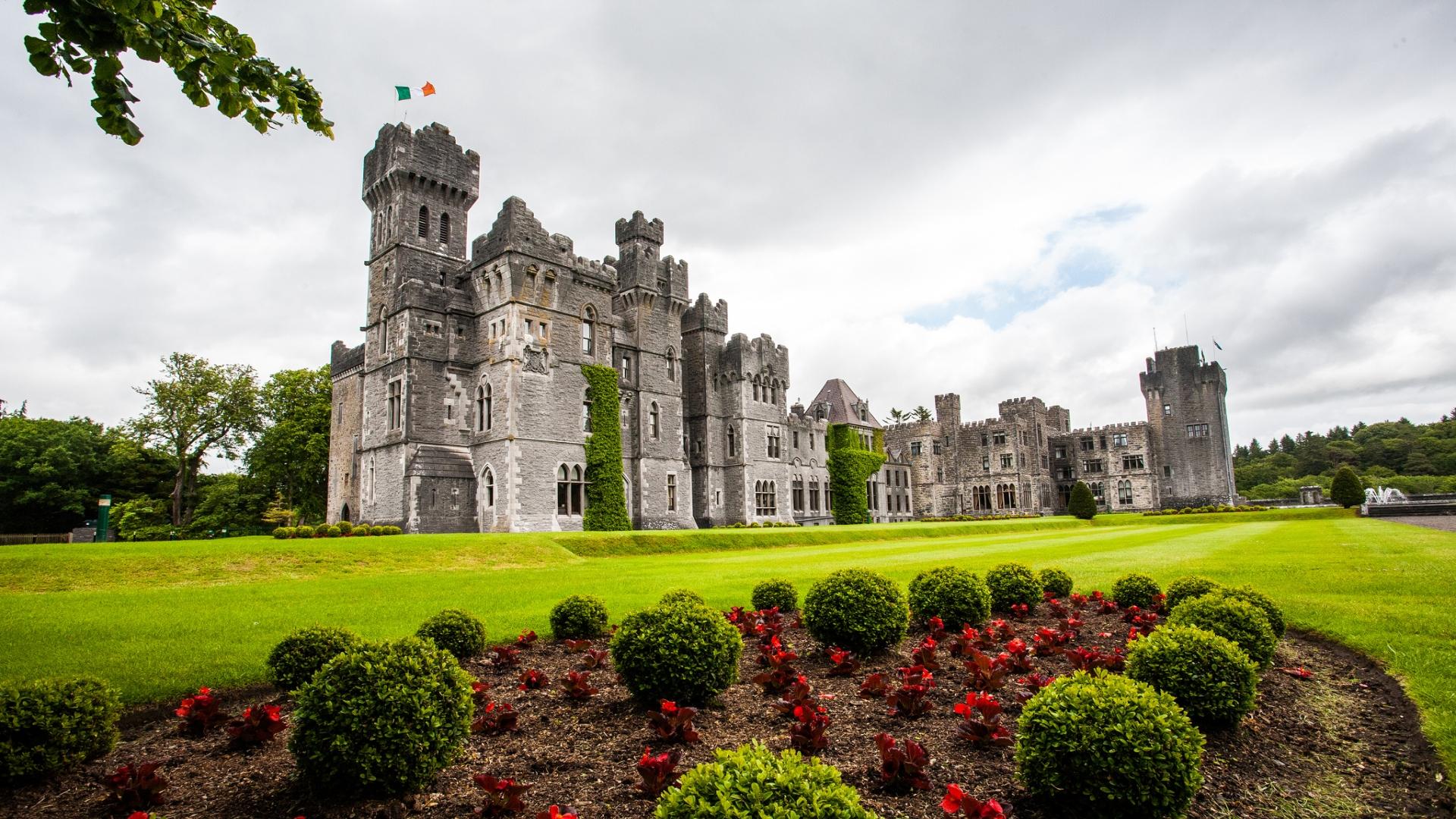 Image Gallery ireland castles wallpaper Ireland Castle Wallpaper
