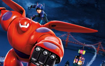 91 Big Hero 6 Hd Wallpapers Background Images Wallpaper Abyss