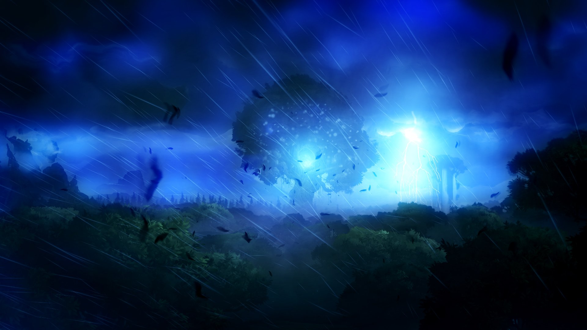 Ori and the Blind Forest Full HD Wallpaper and Background Image 1920x1080 ID:545451