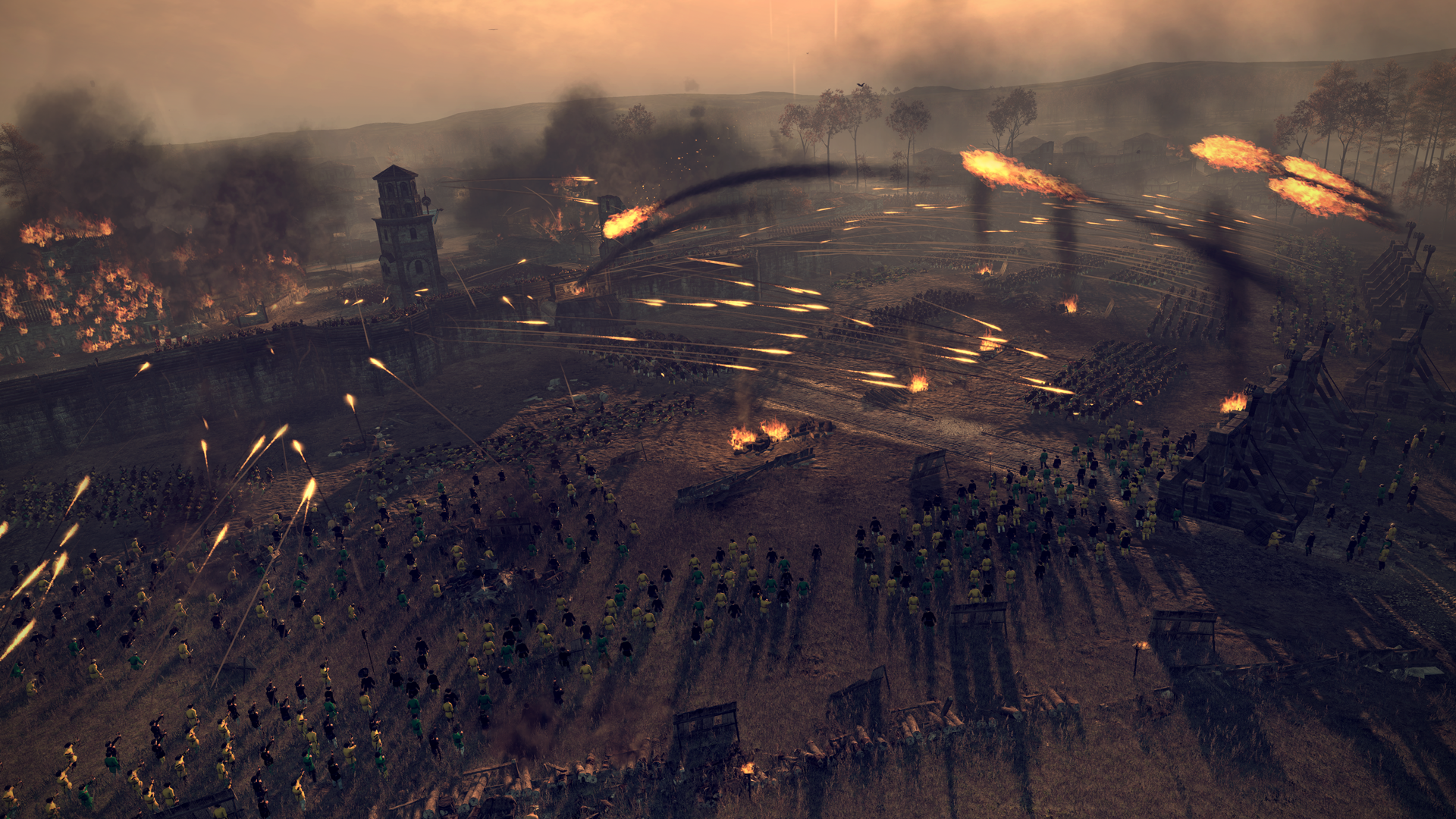 total war attila full hd wallpaper and background image