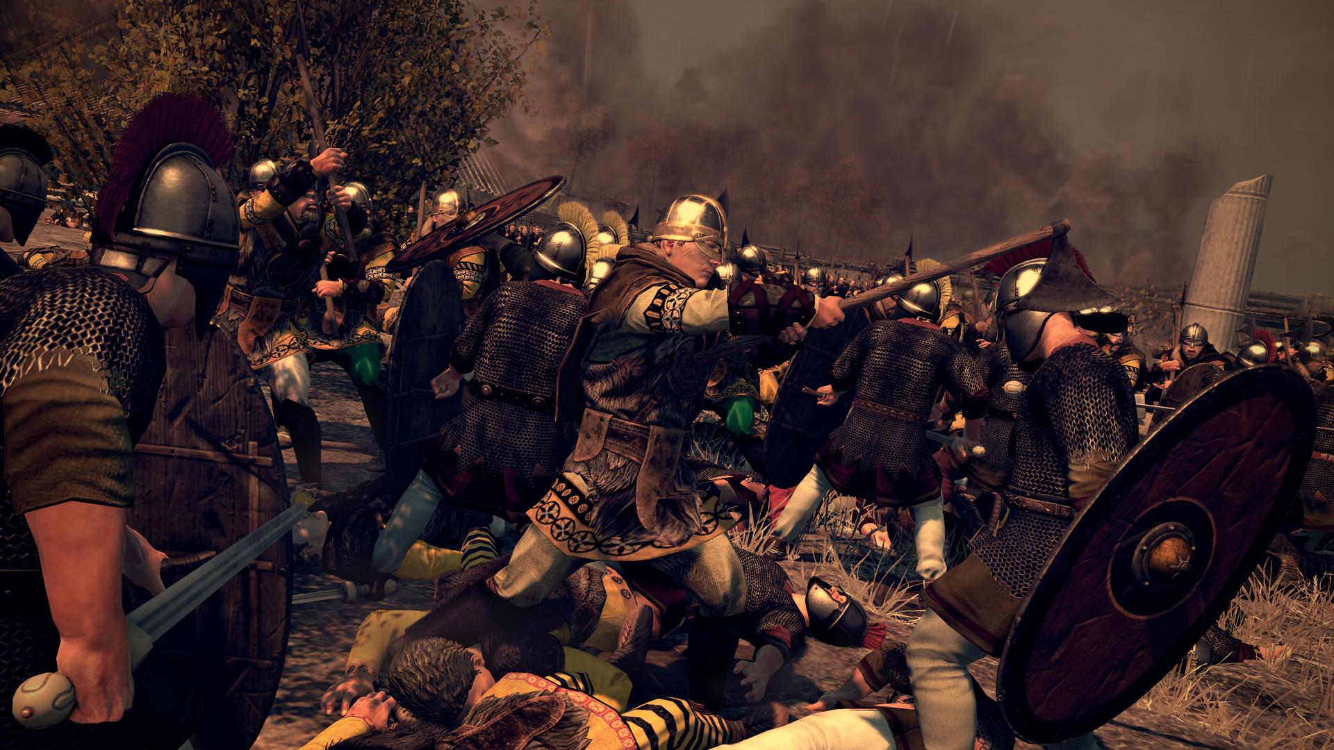 Attila Total War Wallpaper: Total War: Attila Wallpapers Per Computer, Sfondi Per Il