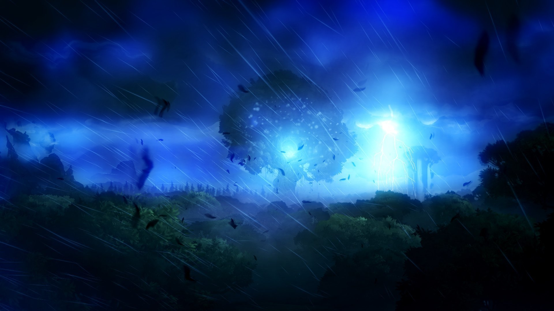 25 Ori And The Blind Forest Hd Wallpapers Background Images