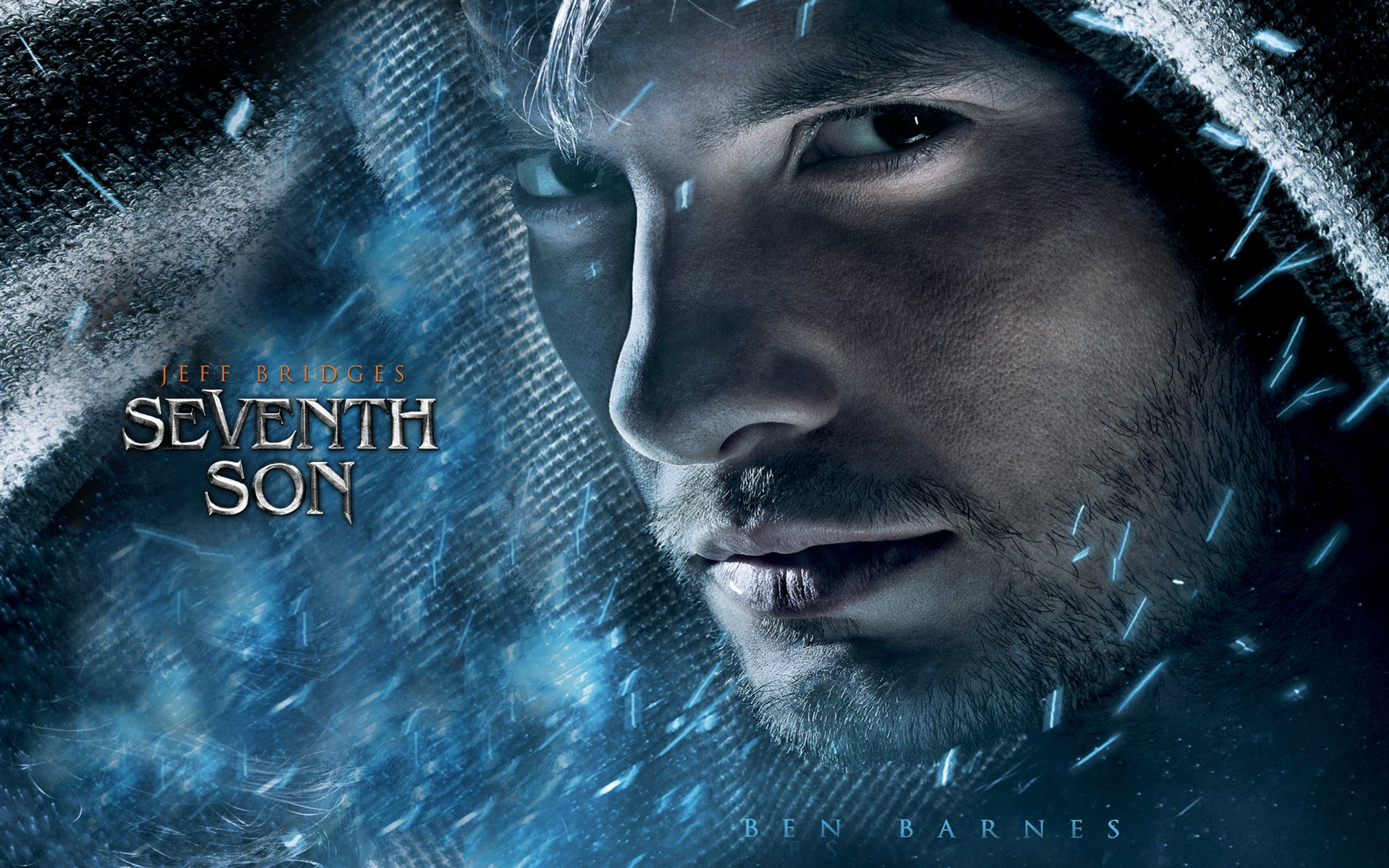 Ben Barnes Seventh Son Movie Wallpaper Fondo De Pantalla Hd