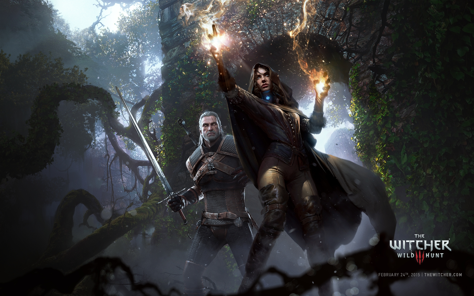 The Witcher 3: Wild Hunt Full HD Wallpaper and Background ...