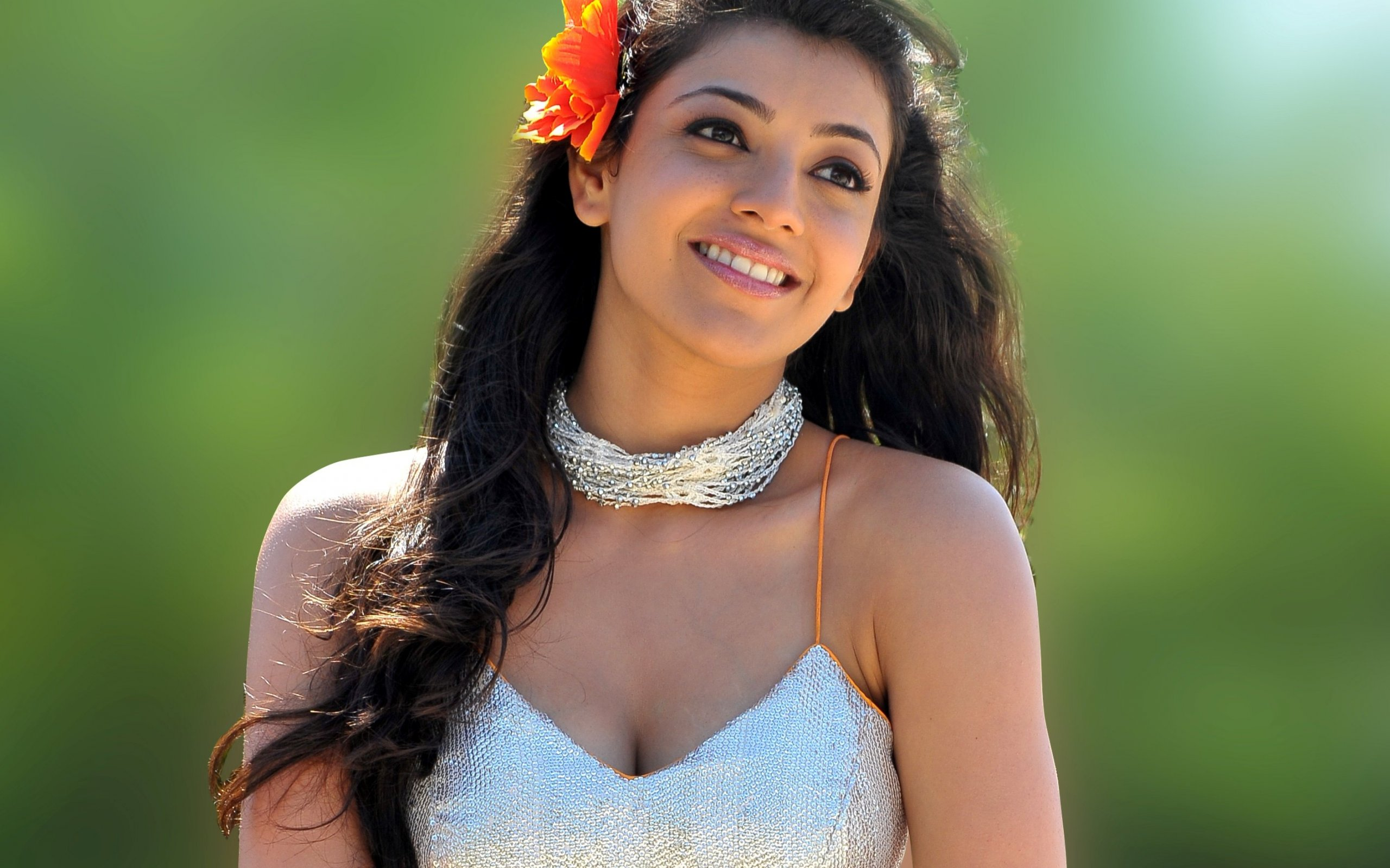 kajal agarwal full hd wallpaper and background image | 2560x1600