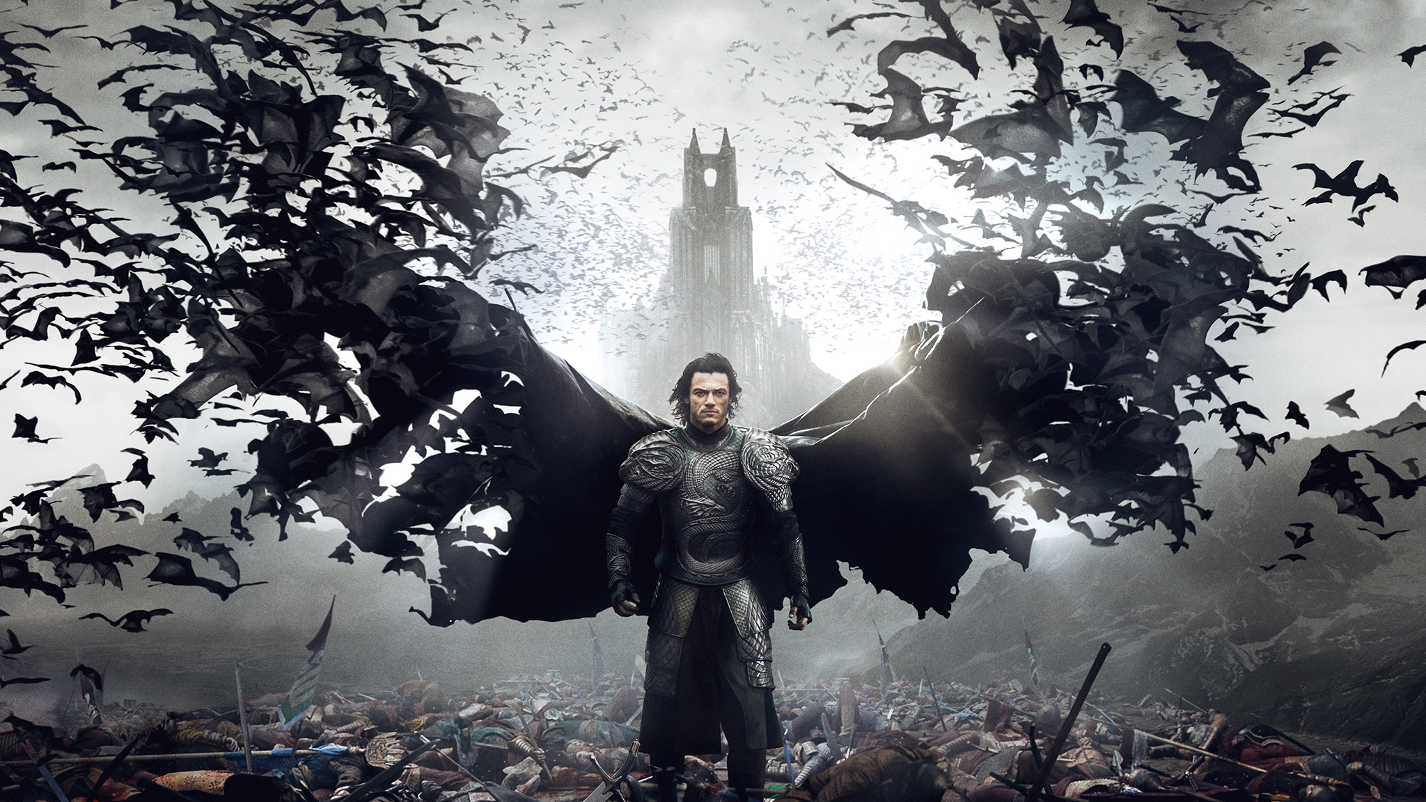 the gallery for gt dracula untold movie poster