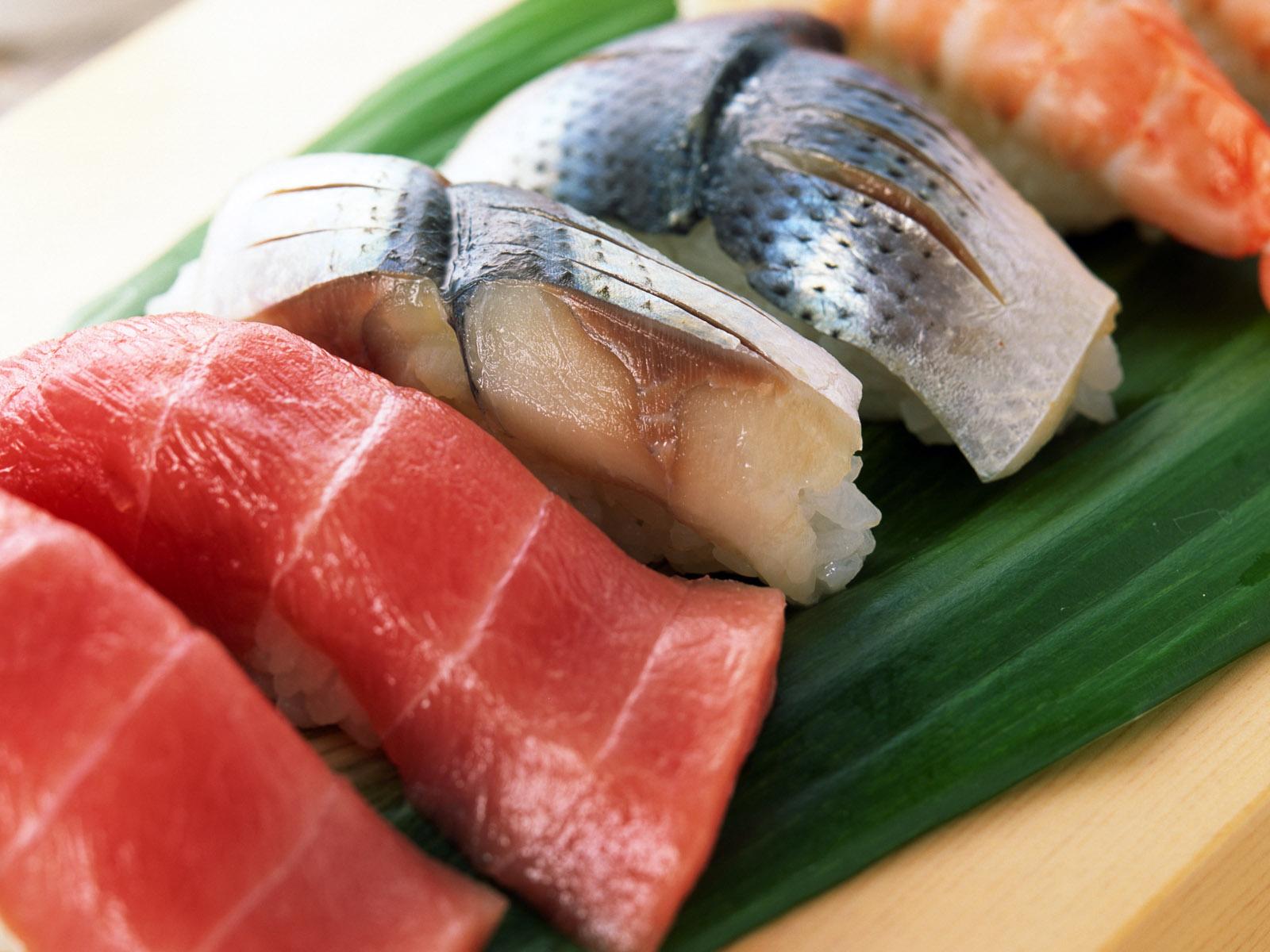 Alimento - Sushi  Fondo de Pantalla
