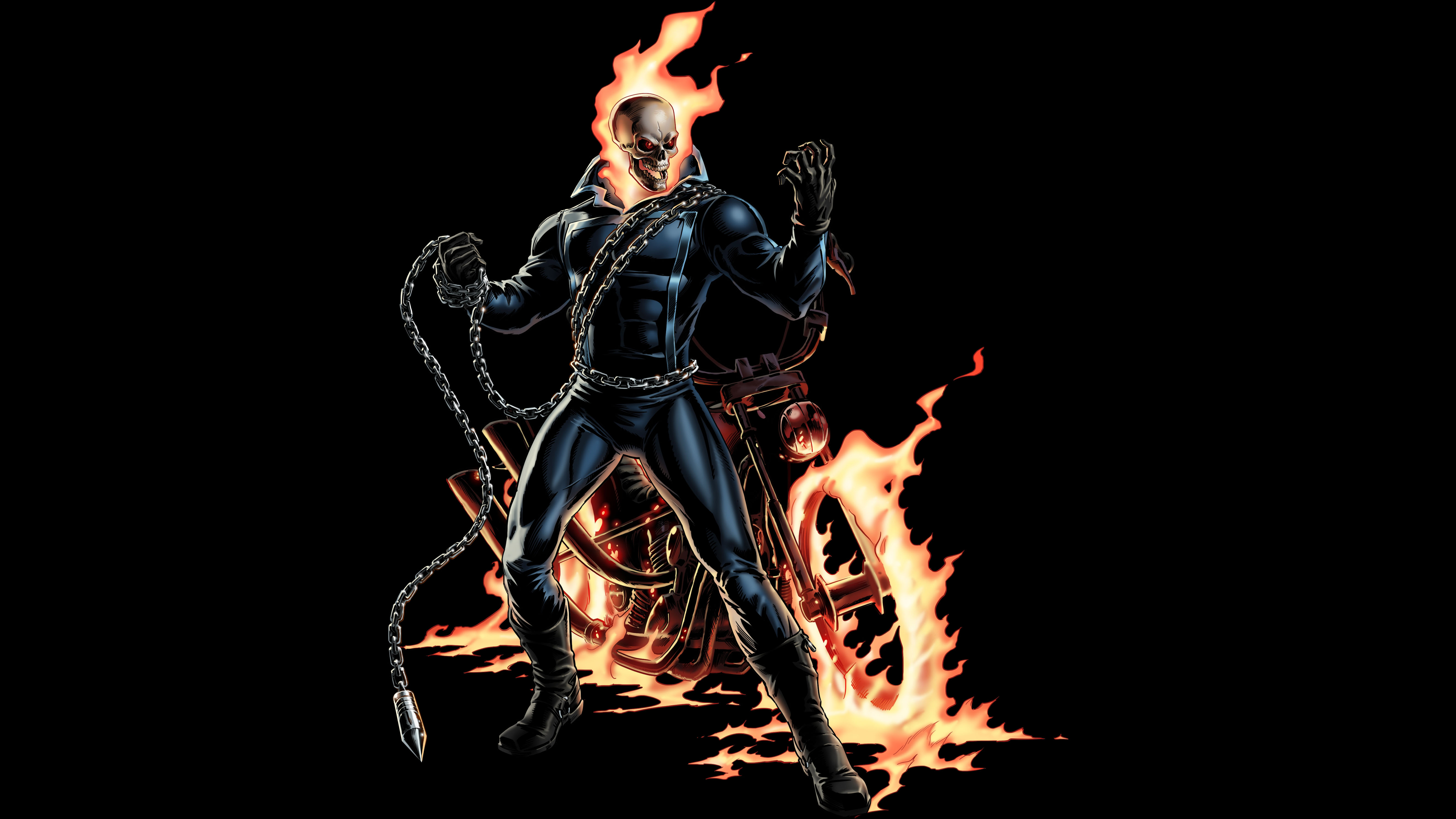 Ghost Rider Wallpaper Hd 125 ghost rider hd wallpapers backgrounds ...