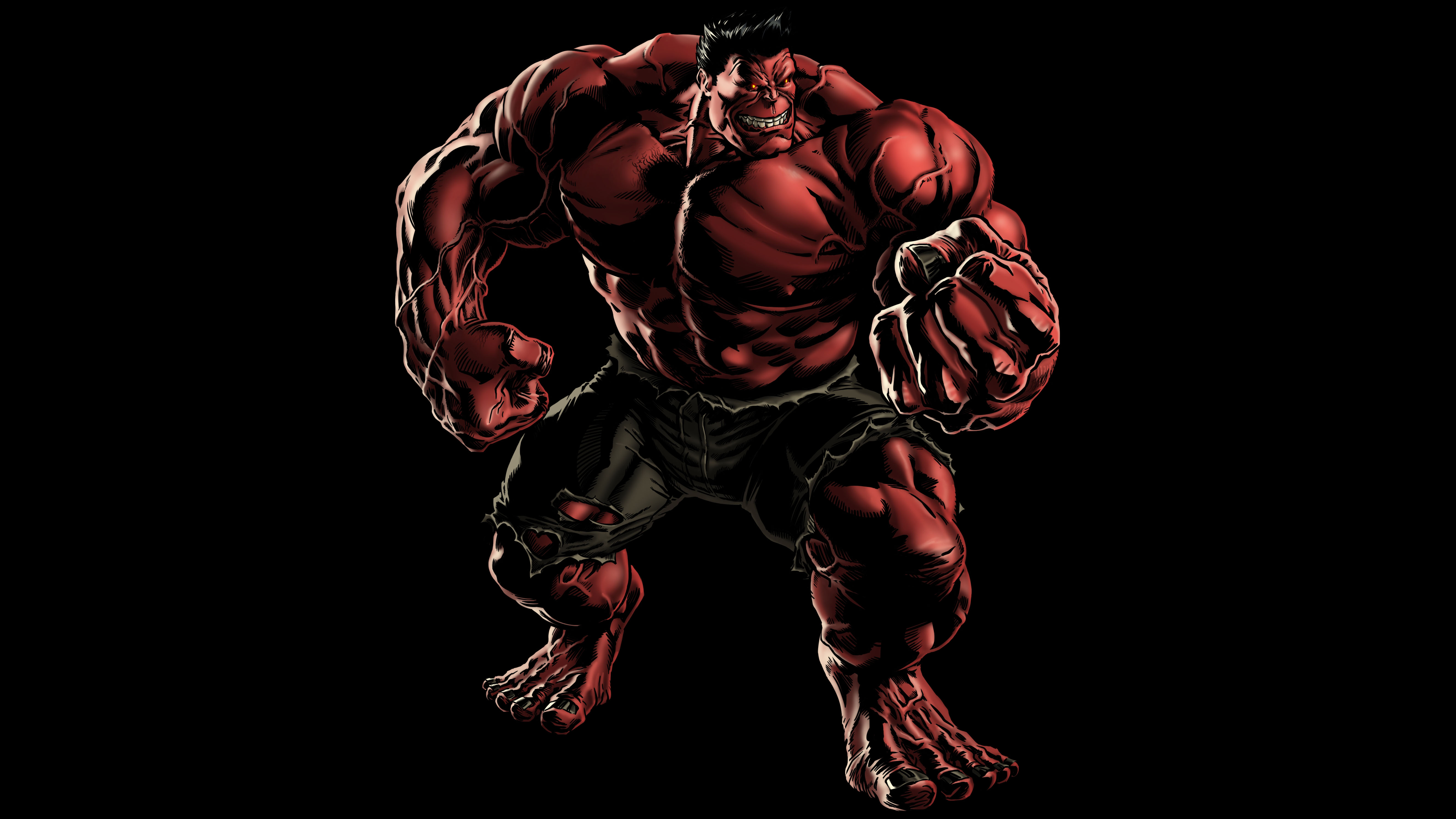 20 Red Hulk HD Wallpapers