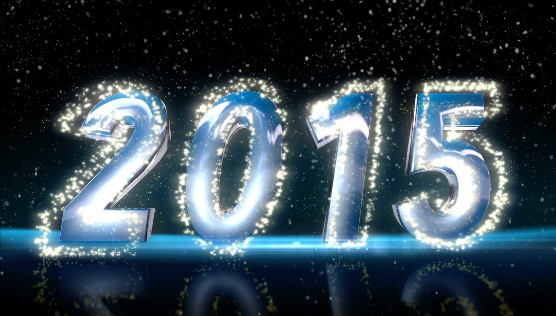 Holiday - New Year 2015  New Year Holiday Celebration Party Wallpaper